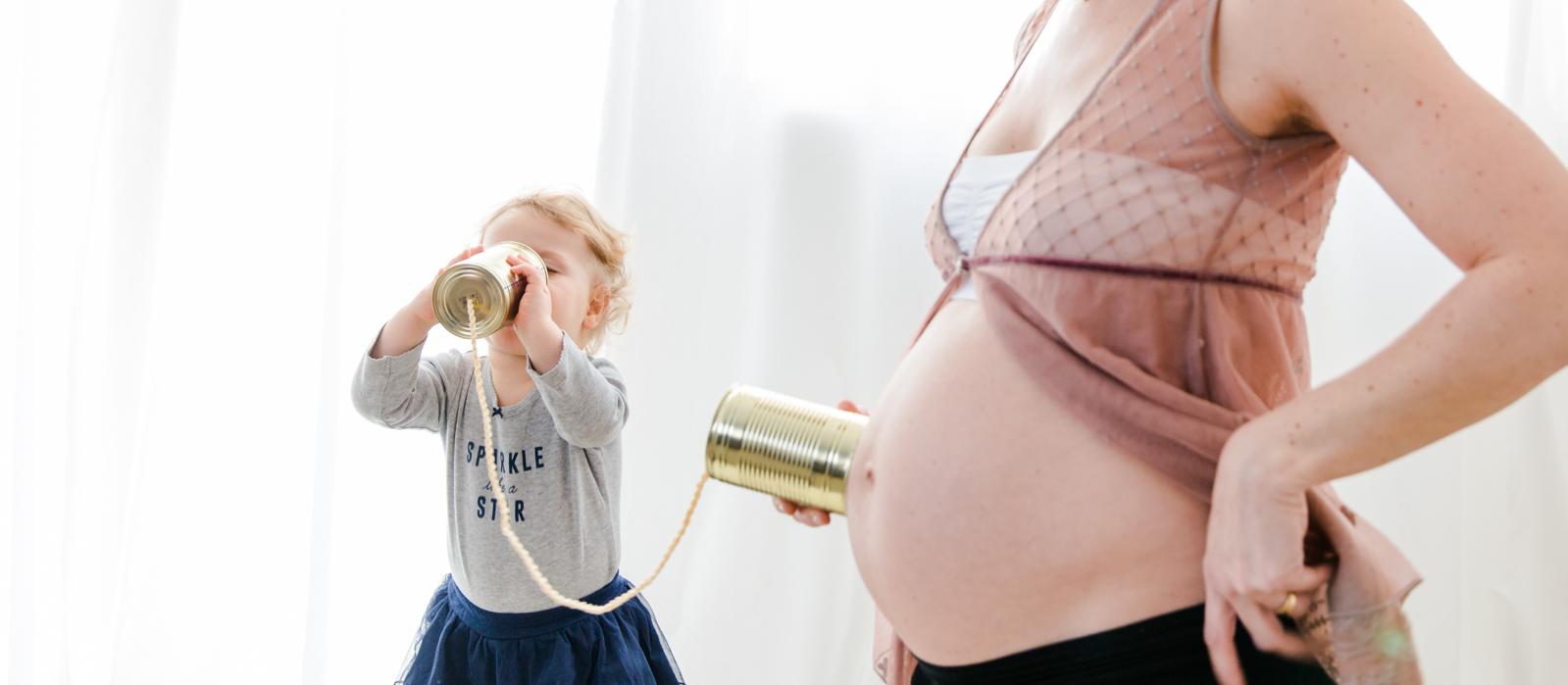 Babybauchfotos