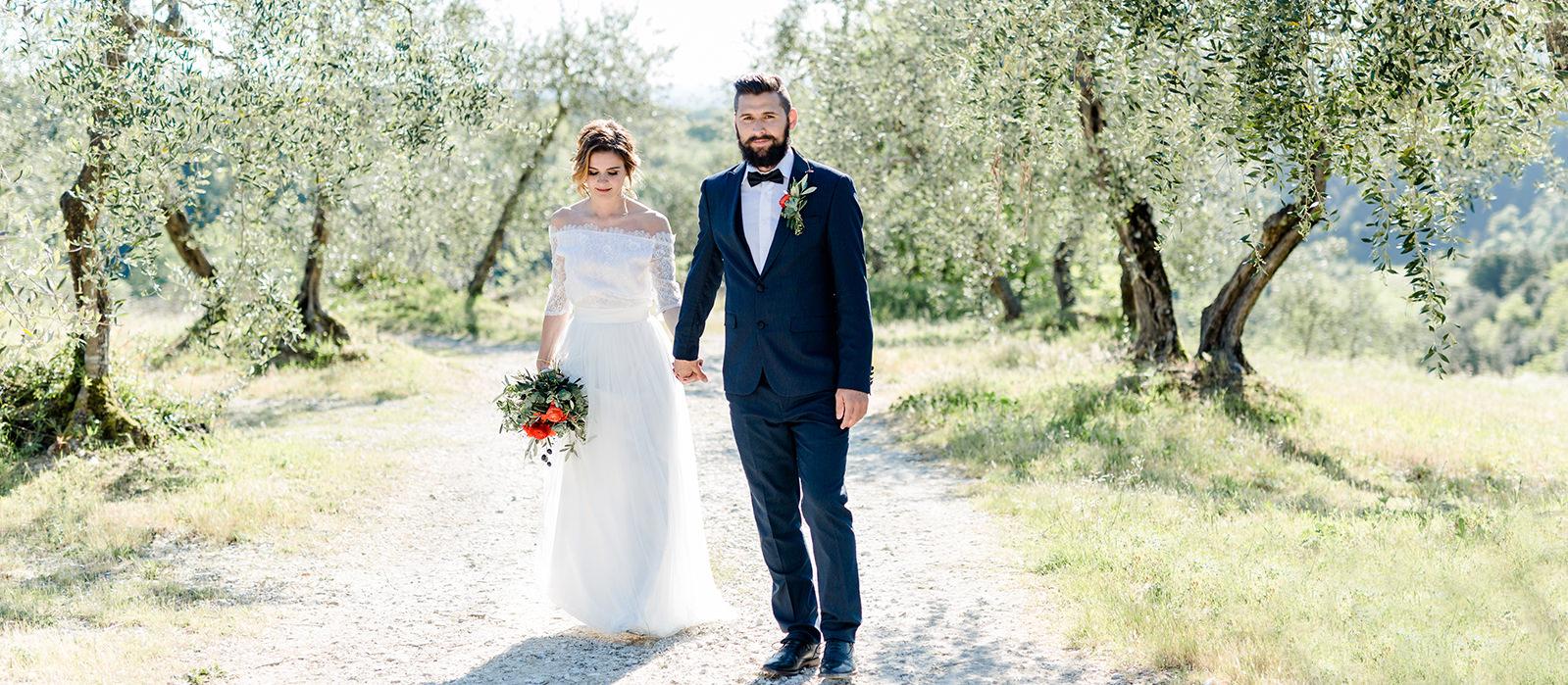 Hochzeit Toskana