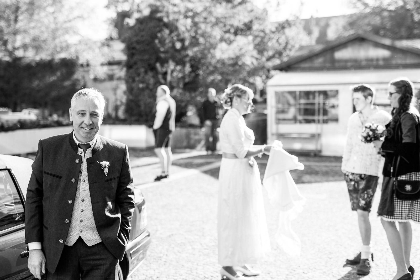 Hochzeit Grünwald
