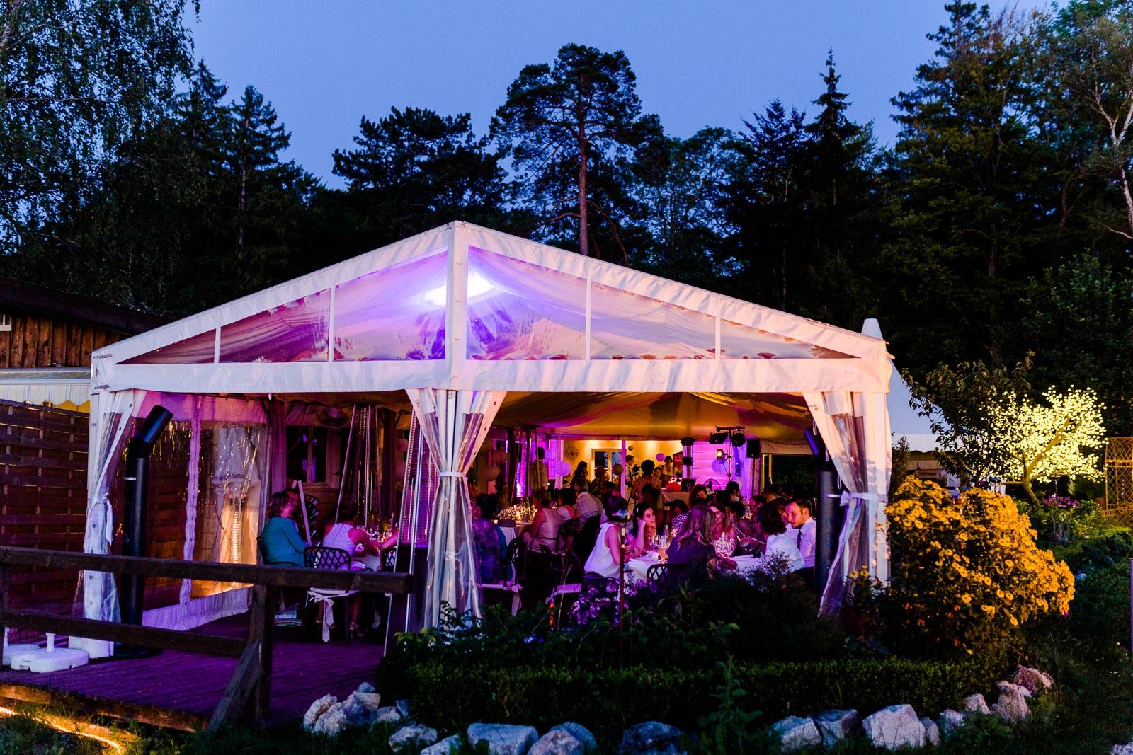 Hochzeit Kleines Seehaus