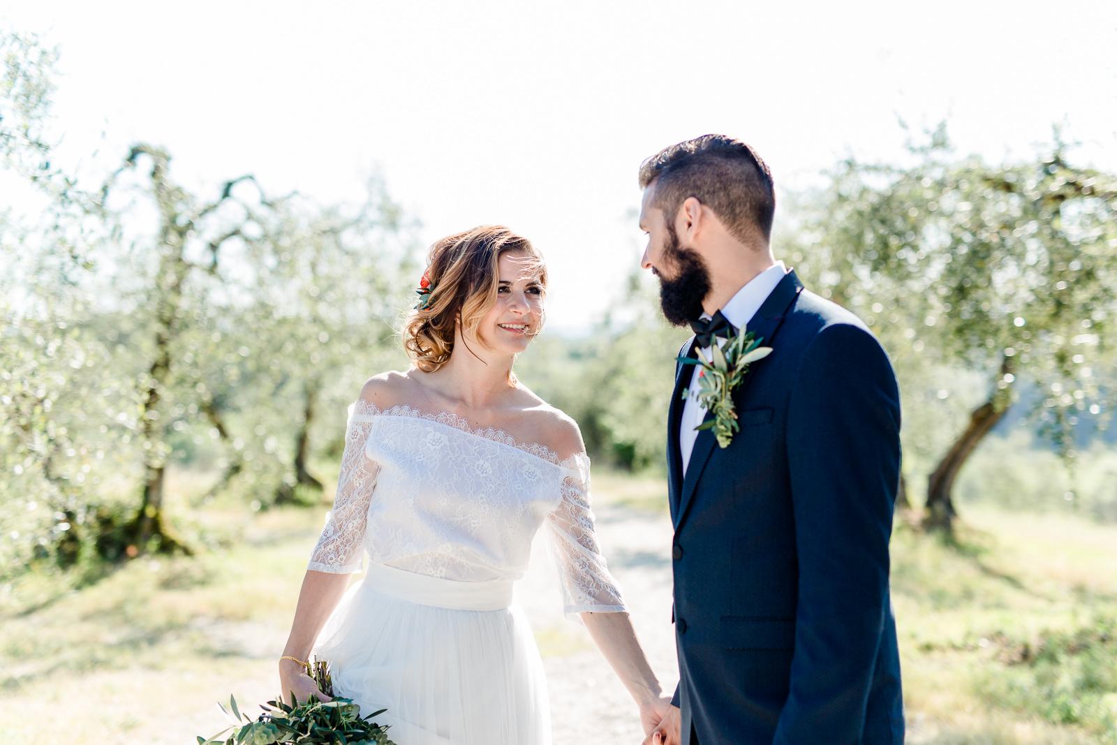 Hochzeitsfotograf Toskana