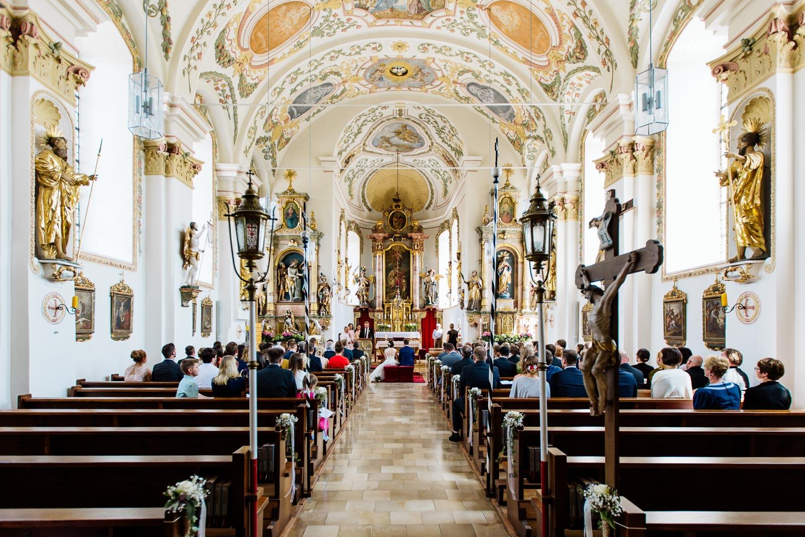 Kirche Trauung Kirchdorf
