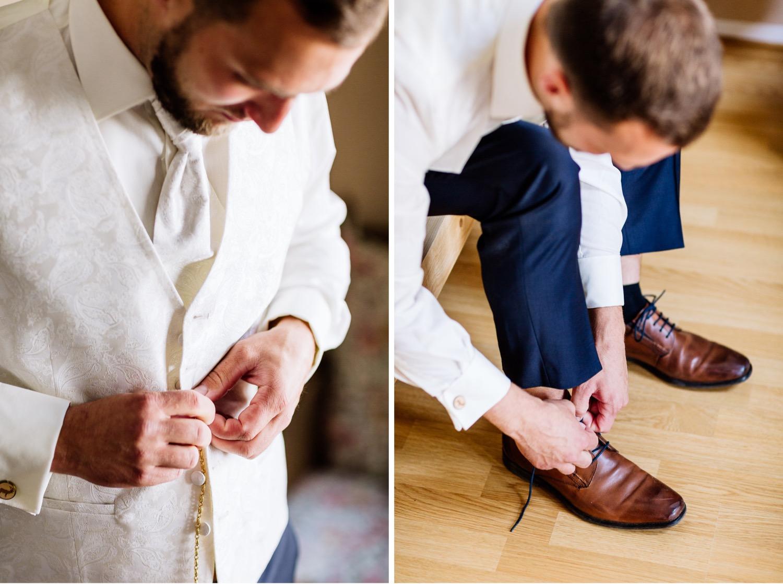 Hochzeit Wolfratshausen Getting Ready