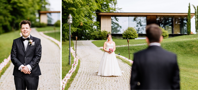 Hochzeit La Villa Starnberger See