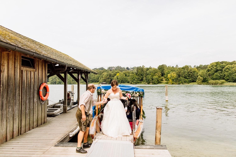 Hochzeit Roseninsel Starnberger See