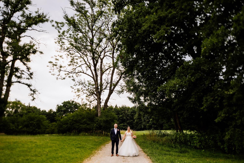 Brautpaarfotos Hochzeit zur Mühle in Hausham